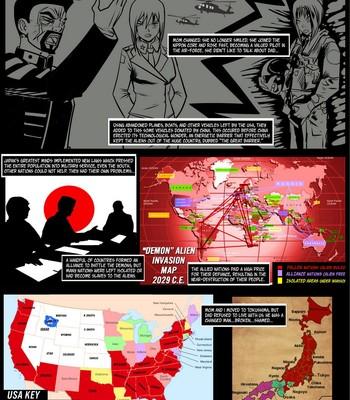 Japanese Magic 1 – No Surrender, Demons Be Dammed comic porn sex 004