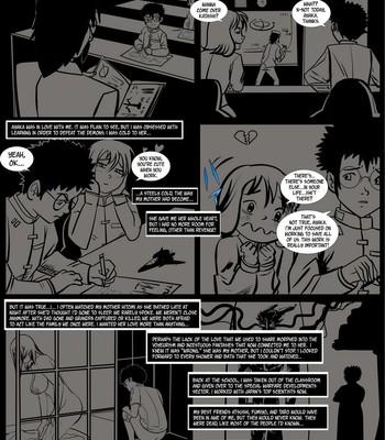 Japanese Magic 1 – No Surrender, Demons Be Dammed comic porn sex 005