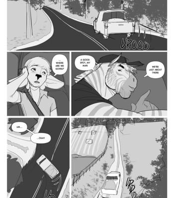 Porn Comics - Jesse & Aaron – Valentine's Day