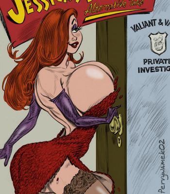 Porn Comics - Jessica's Plea – Alternate Take