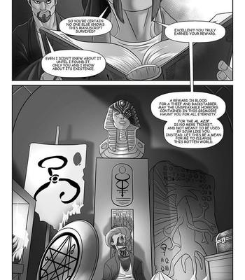 JL Forsaken Souls 3 – Xibalbah comic porn sex 002
