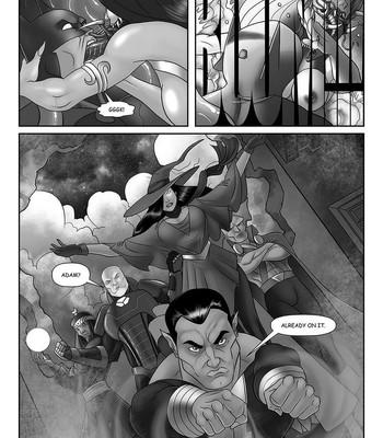 JL Forsaken Souls 3 – Xibalbah comic porn sex 011