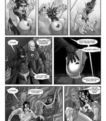 JL Forsaken Souls 3 – Xibalbah comic porn sex 012