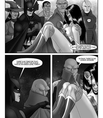 JL Forsaken Souls 3 – Xibalbah comic porn sex 014