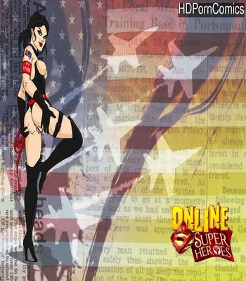 Porn Comics - JLA