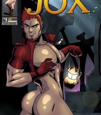 JOX - Treasure Hunter 1 comic porn sex 001