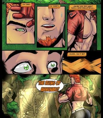 JOX - Treasure Hunter 1 comic porn sex 002