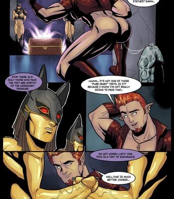 JOX - Treasure Hunter 1 comic porn sex 005