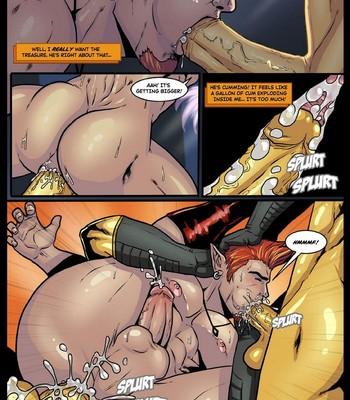 JOX - Treasure Hunter 1 comic porn sex 007