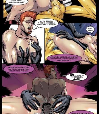 JOX - Treasure Hunter 1 comic porn sex 009