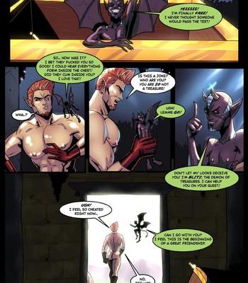 JOX - Treasure Hunter 1 comic porn sex 011