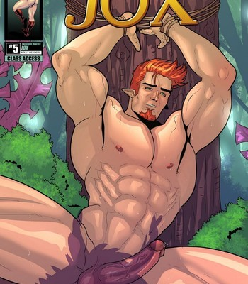 Porn Comics - JOX – Treasure Hunter 5