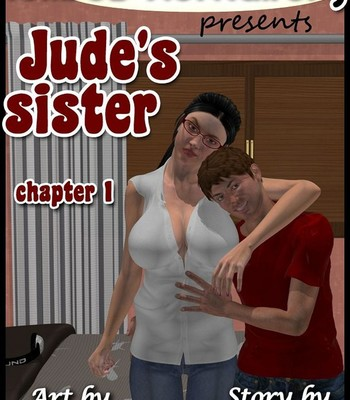 Jude's sister 1 – Birthday's Gift comic porn thumbnail 001