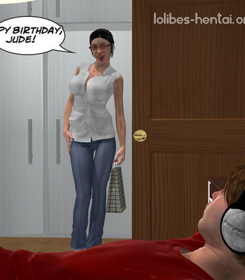 Jude's sister 1 – Birthday's Gift comic porn sex 003