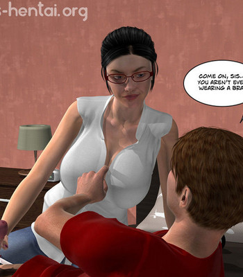 Jude's sister 1 – Birthday's Gift comic porn sex 022