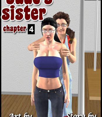 Porn Comics - Jude's Sister 4