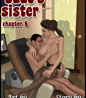 Porn Comics - Jude's Sister 5 – Thinking Of Her