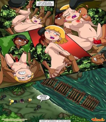 Jungle Hell 1 comic porn sex 016