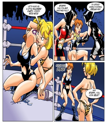 Junior-Wrestling-League 9 free sex comic