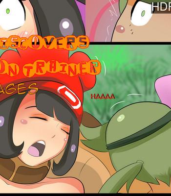 Porn Comics - Kaa Discovers Pokemon Trainers 1