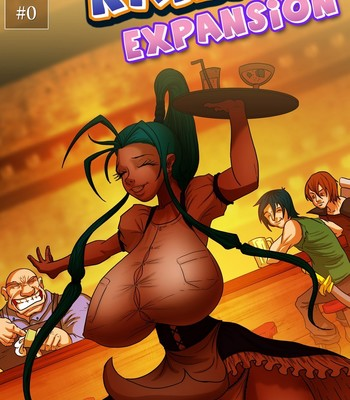 Porn Comics - Kaila Expansion 1
