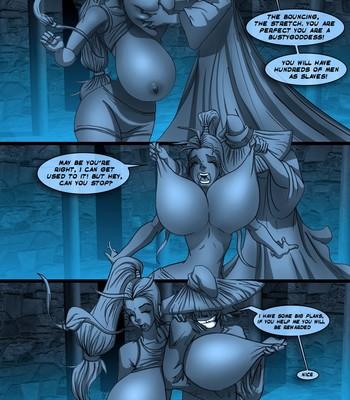 Kaila Expansion 1 comic porn sex 016