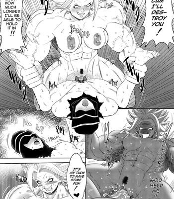 Kale - Anguish comic porn sex 011