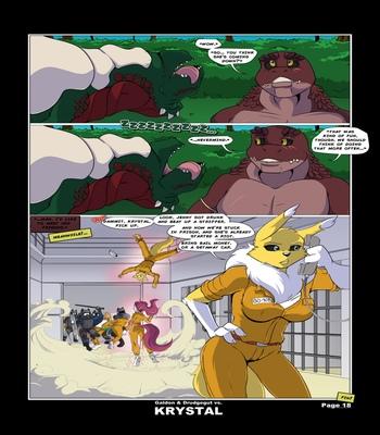 KBT - Galdon & Drudgegut VS Krystal comic porn
