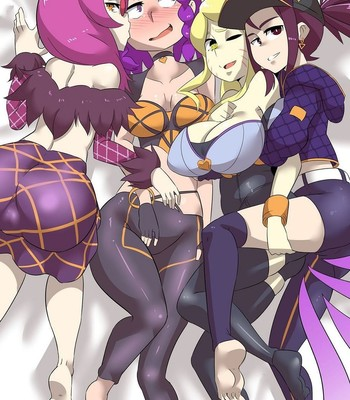 KDA Girls Night 1 comic porn sex 027