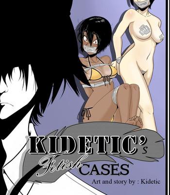 Porn Comics - Kidetic's Fetish Cases