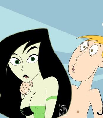 Kim Possible's Sex Games – Cheating Sex comic porn sex 005
