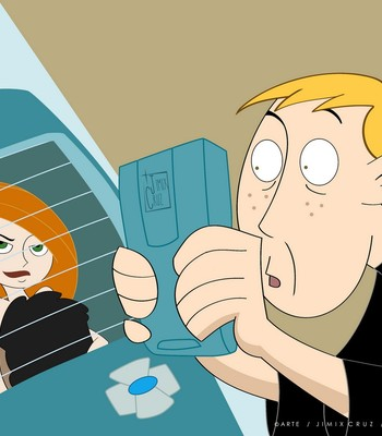 Kim Possible's Sex Games - Vengeance Sex comic porn sex 016