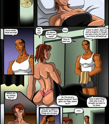 Kimyou University 1 comic porn sex 005