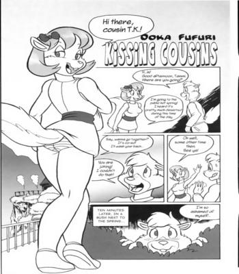 Kissing Cousins comic porn sex 002