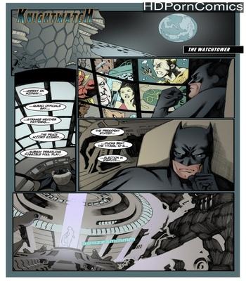 Porn Comics - Knightwatch