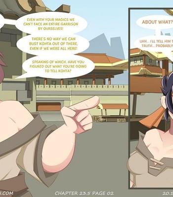 Kohta The Samurai 23.5 comic porn sex 002
