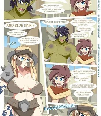 Kohta The Samurai 24 comic porn sex 015