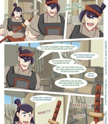Kohta The Samurai 24 comic porn sex 031