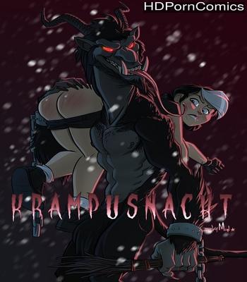 Porn Comics - Krampusnacht