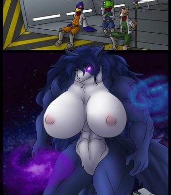 Krystal Chaos comic porn