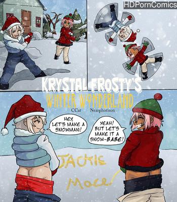 Porn Comics - Krystal Frosty's Winter Wonderland