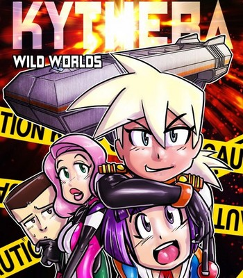 Porn Comics - Kythera 1 – Wild Worlds