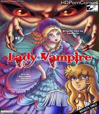Porn Comics - Lady Vampire 1