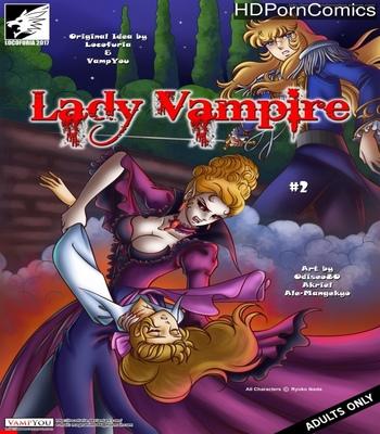 Porn Comics - Lady Vampire 2