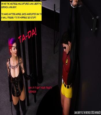 Lana-Liberty-Vs-The-Mistress 9 free sex comic