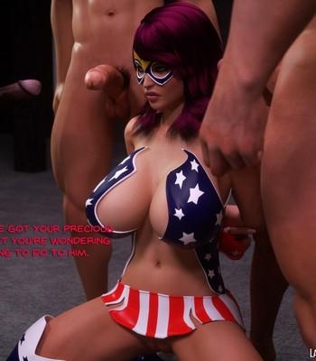 Lana-Liberty-Vs-The-Mistress 11 free sex comic