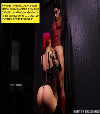 Lana-Liberty-Vs-The-Mistress 42 free sex comic