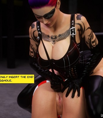 Lana-Liberty-Vs-The-Mistress 71 free sex comic