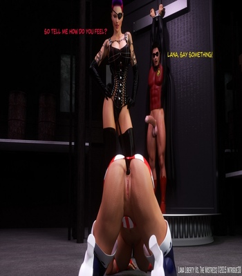 Lana-Liberty-Vs-The-Mistress 77 free sex comic