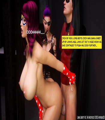 Lana-Liberty-Vs-The-Mistress 92 free sex comic
